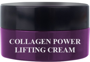 Eyenlip~Крем-лифтинг коллагеновый~Collagen Power Lifting Cream, 15 мл